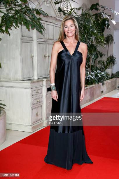 German actress Alexandra Kamp attends the Felix Burda Award at Hotel Adlon on May 13 2018 in Berlin Germany