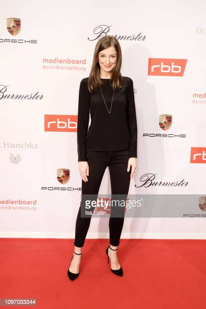 German actress Alexandra Maria Lara attends the Medienboard BerlinBrandenburg Reception on the occasion of the 69th Berlinale International Film...