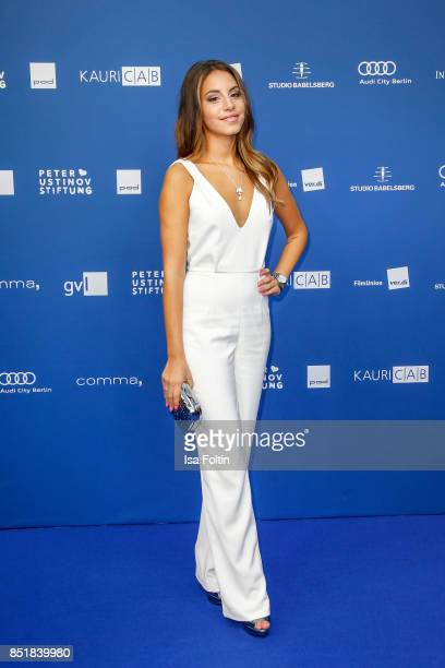 German actress Almila Bagriacik during the 6th German Actor Award Ceremony at Zoo Palast on September 22 2017 in Berlin Germany