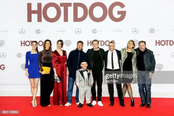 German actress and model Lisa Tomaschewsky German actress Christina Hecke German actress Anne Schaefer German actor and producer Til Schweiger actor...