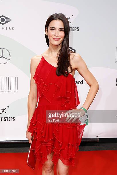 German actress and wife of Alexander Dibelius Laila Maria Witt attends the First Steps Awards 2016 at Stage Theater on September 19 2016 in Berlin...