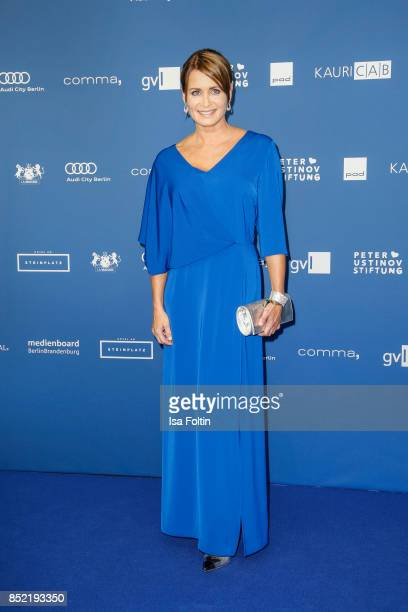 German actress Anja Kling during the 6th German Actor Award Ceremony at Zoo Palast on September 22 2017 in Berlin Germany