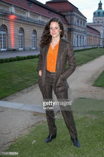 German actress Anja Knauer during the 14th Long Night of the Sueddeutsche Zeitung at Schloss Charlottenburg on May 6 2019 in Berlin Germany