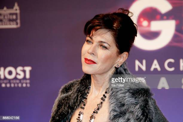 German actress Anja Kruse during the premiere of 'Ghost Das Musical' at Stage Theater on December 7 2017 in Berlin Germany