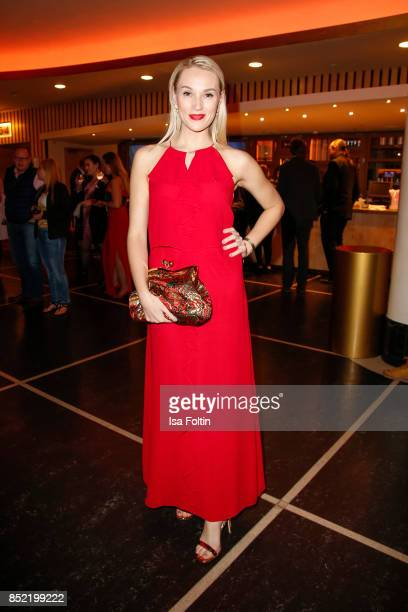 German actress Anna Hofbauer during the 6th German Actor Award Ceremony at Zoo Palast on September 22, 2017 in Berlin, Germany.
