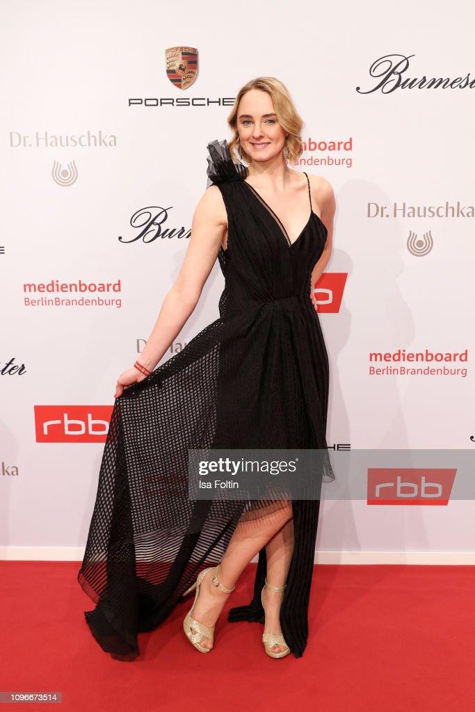 Medienboard Berlin-Brandenburg Reception For Berlinale 2019 : Nachrichtenfoto