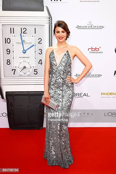 German actress Aylin Tezel during the Lola German Film Award 2016 on May 27 2016 in Berlin Germany