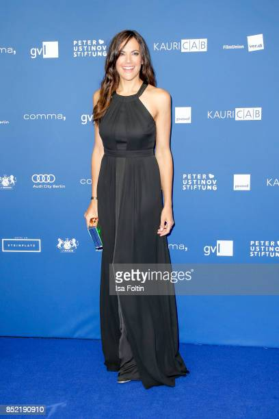German actress Bettina Zimmermann during the 6th German Actor Award Ceremony at Zoo Palast on September 22 2017 in Berlin Germany