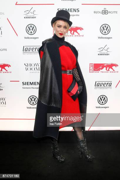 German actress Caro Cult attends the New Faces Award Style 2017 at The Grand on November 15 2017 in Berlin Germany