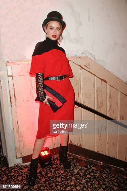German actress Caro Cult during the New Faces Award Style 2017 at The Grand on November 15 2017 in Berlin Germany