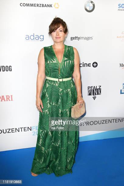 German actress Carolina Vera attends the summer party of the German Producers Alliance on June 25 2019 in Berlin Germany