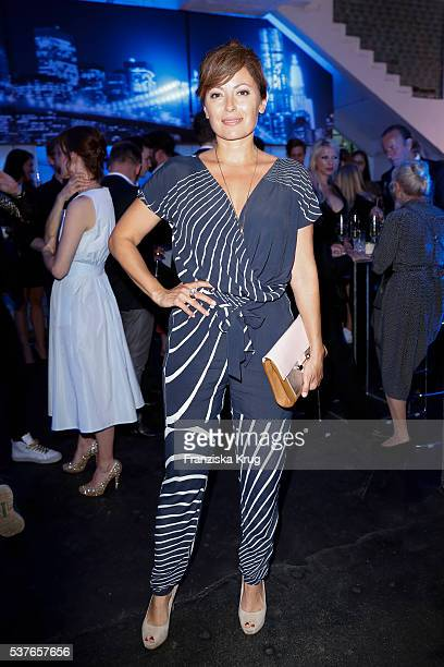 German actress Carolina Vera during the 'Return to Love' By GALA and Tiffany Co on June 02 2016 in Berlin Germany
