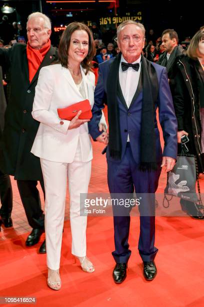 German actress Claudia Michelsen and Udo Kier attend the opening ceremony and The Kindness Of Strangers premiere during the 69th Berlinale...