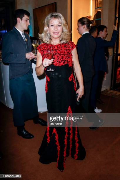 German actress Cosima von Borsody during the Audi Generation Award 2019 at Hotel Bayerischer Hof on December 4 2019 in Munich Germany