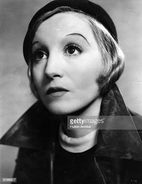 German actress Elisabeth Bergner star of the film 'Escape Me Never' directed by Paul Czinner for British Dominions