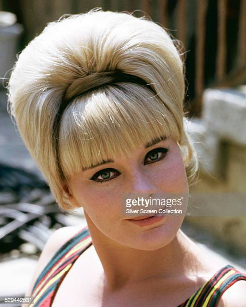 German actress Elke Sommer circa 1964