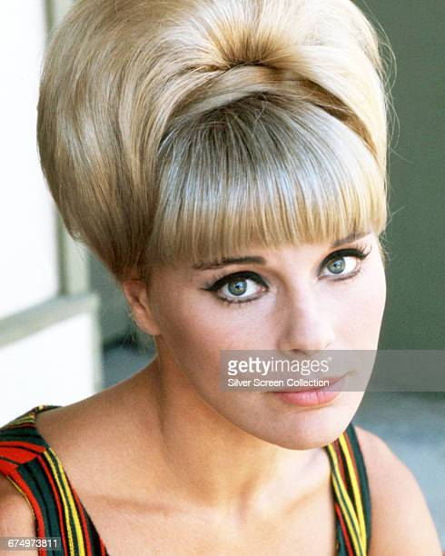 German actress Elke Sommer, circa 1964.
