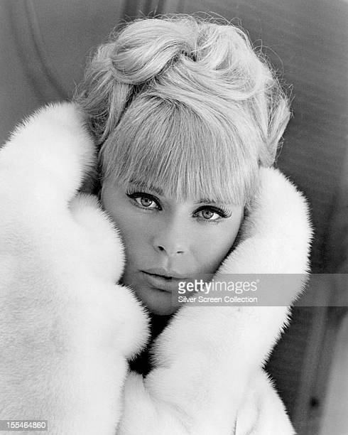 German actress Elke Sommer circa 1965