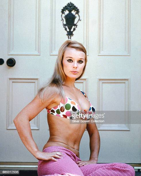 German actress Elke Sommer, circa 1965.