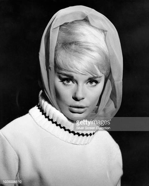 German actress Elke Sommer circa 1970