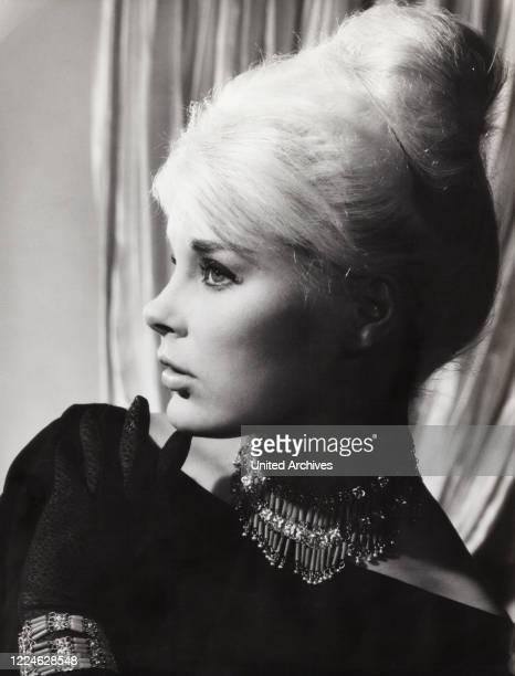 German actress Elke Sommer, Germany, circa 1961. .