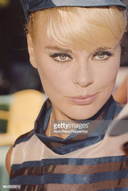 German actress Elke Sommer, who stars in the film The Invincible Six, pictured in 1970.