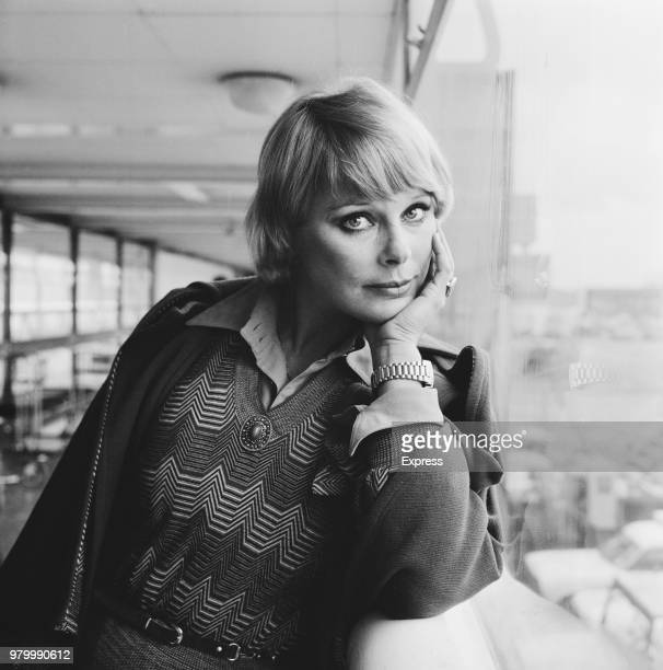 German actress entertainer and artist Elke Sommer UK 28th February 1974