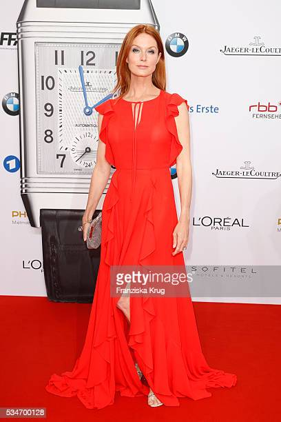 German actress Esther Schweins during the Lola German Film Award 2016 on May 27 2016 in Berlin Germany