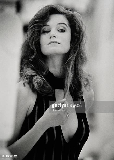 German actress Esther Schweins