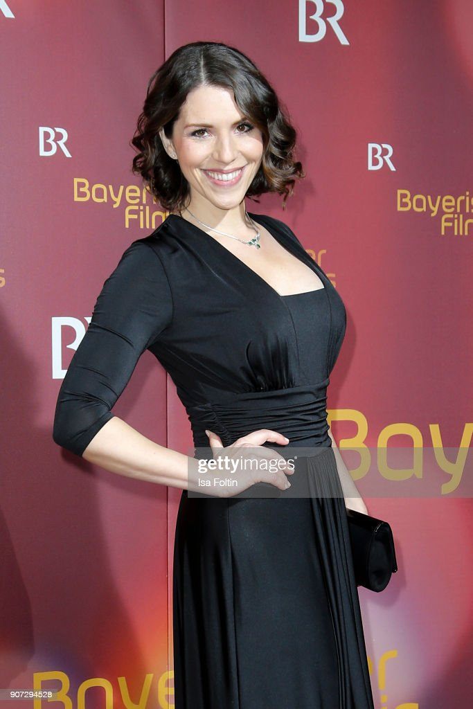 German actress Eva Maria Reichert attends the Bayerischer