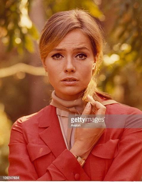 German Actress Eva Renzi