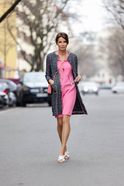DEU: Gerit Kling Street Style Shooting In Berlin