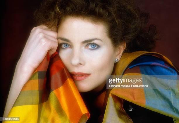 German Actress Gudrun Landgrebe