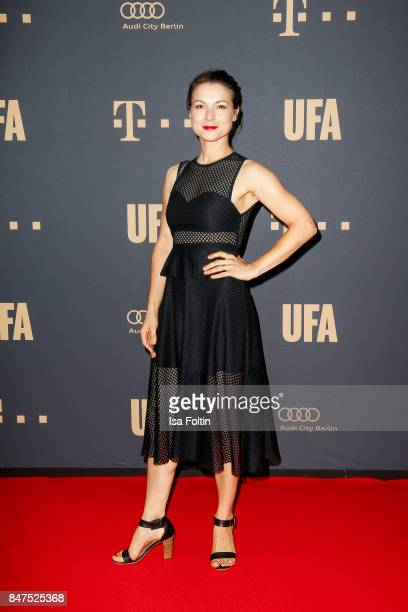 German actress Henriette Richter-Roehl attends the UFA 100th anniversary celebration at Palais am Funkturm on September 15, 2017 in Berlin, Germany.