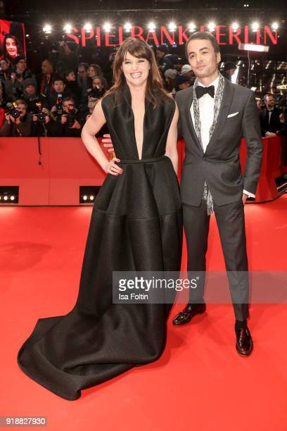 German actress Ina Paule Klink and her partner German actor Nikolai Kinski attend the Opening Ceremony 'Isle of Dogs' premiere during the 68th...