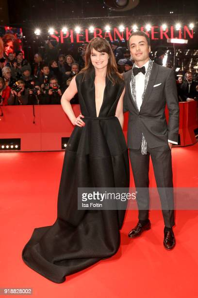 German actress Ina Paule Klink and her partner German actor Nikolai Kinski attend the Opening Ceremony & 'Isle of Dogs' premiere during the 68th...
