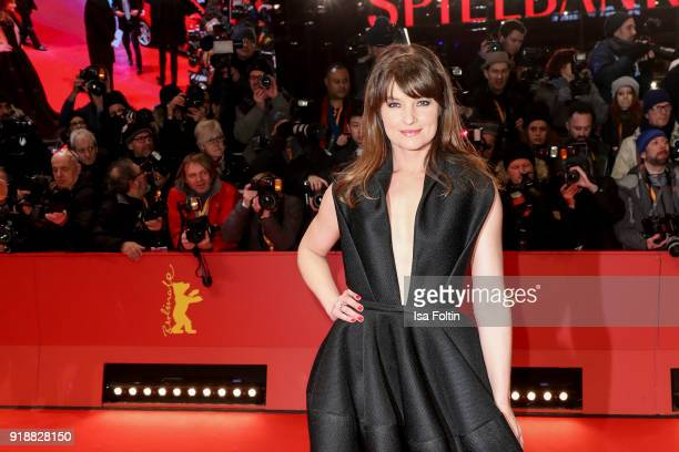 German actress Ina Paule Klink attends the Opening Ceremony 'Isle of Dogs' premiere during the 68th Berlinale International Film Festival Berlin at...