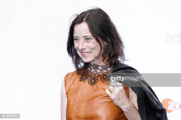 German actress Inka Friedrich attends the summer party 2017 of the German Producers Alliance on July 12 2017 in Berlin Germany