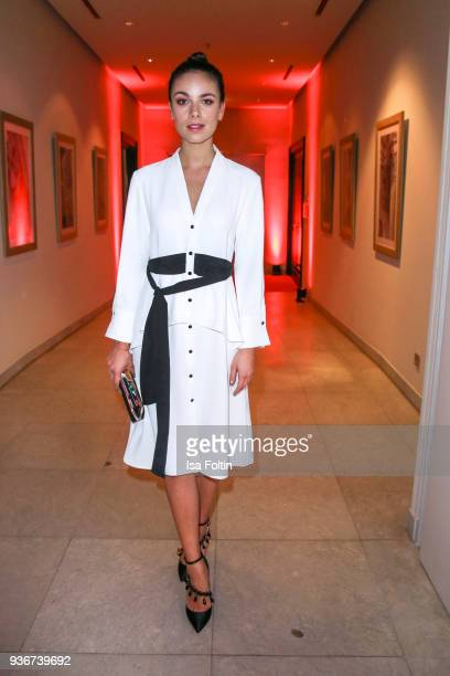 German actress Janina Uhse during the Reemtsma Liberty Award 2018 on March 22 2018 in Berlin Germany