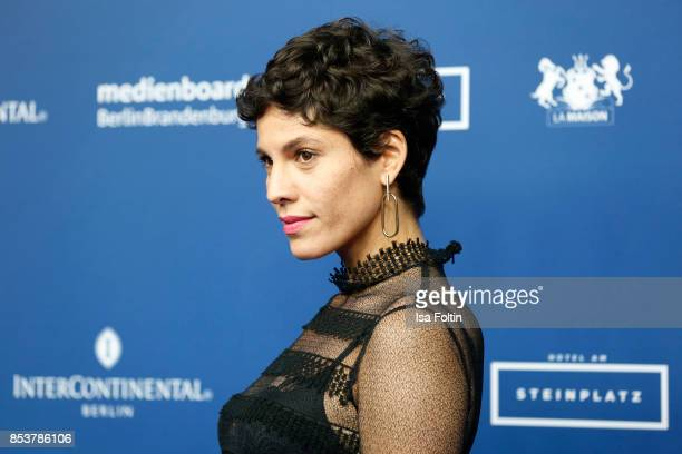 German actress Jasmin Gerat during the 6th German Actor Award Ceremony at Zoo Palast on September 22 2017 in Berlin Germany