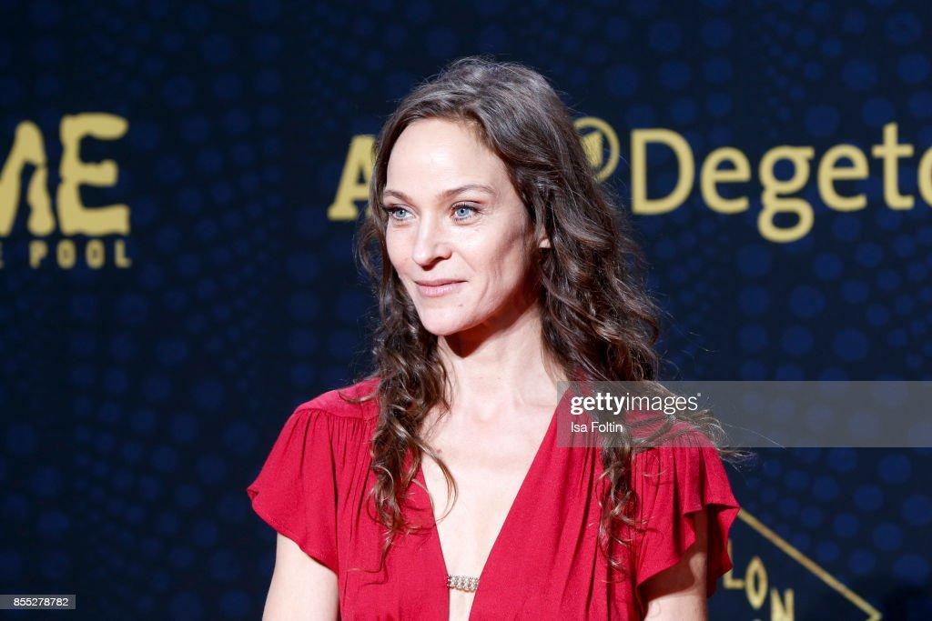 German Actress Jeanette Hain Attends The Babylon Berlin Premiere