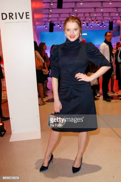 German actress Jella Haase attends the 19th Media Award by Kindernothilfe on November 3 2017 in Berlin Germany