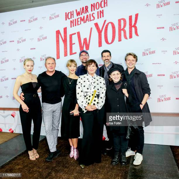 German actress Judith Neumann German actor Uwe Ochsenknecht German actress Heike Makatsch German actress Petra Blossey director Philipp Stoelzl...