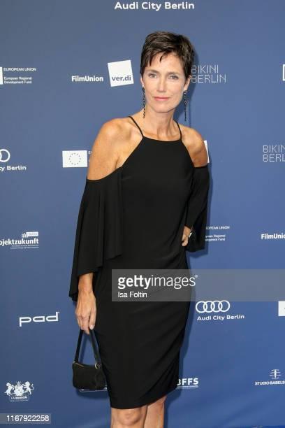 "German actress Julia Bremermann at the award ceremony of the ""Deutscher Schauspielpreis"" at Zoo Palast on September 13, 2019 in Berlin, Germany."