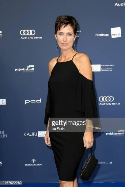 German actress Julia Bremermann at the award ceremony of the Deutscher Schauspielpreis at Zoo Palast on September 13 2019 in Berlin Germany