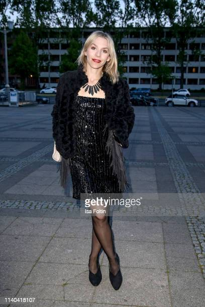 German actress Julia Dietze attends the annual Young Icons Award at Kosmos on April 30 2019 in Berlin Germany