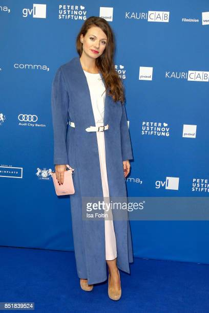 German actress Julia Hartmann during the 6th German Actor Award Ceremony at Zoo Palast on September 22, 2017 in Berlin, Germany.