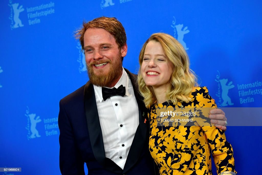 GERMANY-BERLINALE-FILM-FESTIVAL : News Photo
