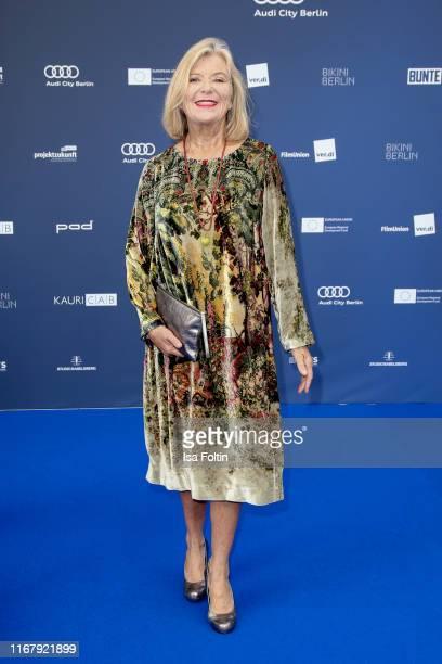 "German actress Jutta Speidel at the award ceremony of the ""Deutscher Schauspielpreis"" at Zoo Palast on September 13, 2019 in Berlin, Germany."