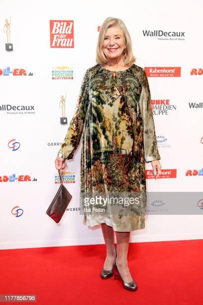 "German actress Jutta Speidel attends the annual ""Goldene Bild der Frau"" award on October 23, 2019 in Hamburg, Germany."